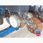 Сеялка пропашная Кинзе Kinze 3600 interplant (16+15) б/у из США цена