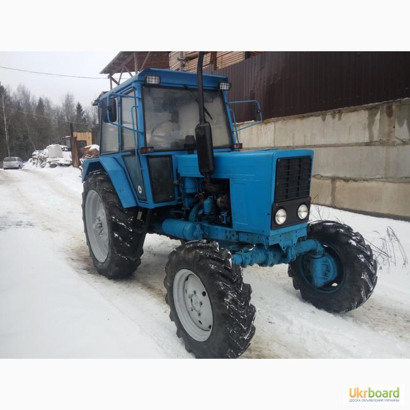 продажа тракторов мтз 82 б у для