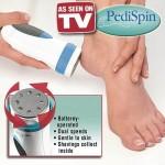 Универсальный прибор для педикюра Pedi Spin
