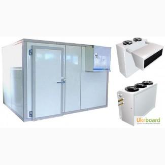 Холодильные камеры.Моноблоки и Сплит-системы