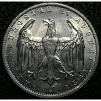 Германия 3 марки 1922 год ОТЛИЧНЫЙ СОХРАН