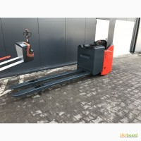 Электротележка самоходная LINDE T 20 SP 2012 2т. довгі вила