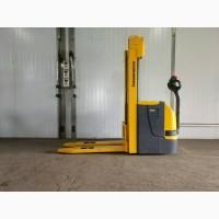 Штабелер электрический поводковый Jungheinrich EJC 14 1, 4т 4.28м
