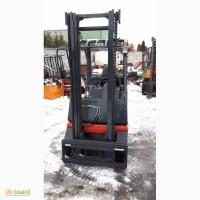 Погружчик LINDE H12 350 2003 1, 2 T ГАЗ мачта TRIPLEX 3, 50