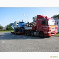 Негабаритные перевозки ТРАЛом в Житомире. Перевозка негабаритных грузов, негабарита