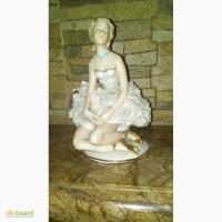 Статуэтка балерина-кружевница