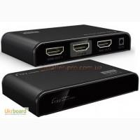 LKV312-v2.0 Сплиттер HDMI 2.0 1х2 4Кх2К/60Hz