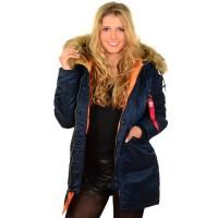 Женские куртки аляска N-3B W PARKA от Alpha Industries
