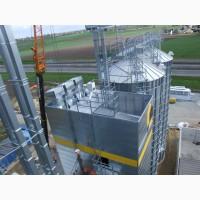 Зерносушилка энергосберегающая шахтная ARAJ (Польша) | Купить экономичные сушилки зерна