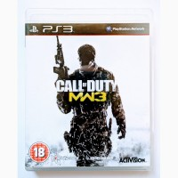 Call of Duty Modern Warfare 3 PS3 диск
