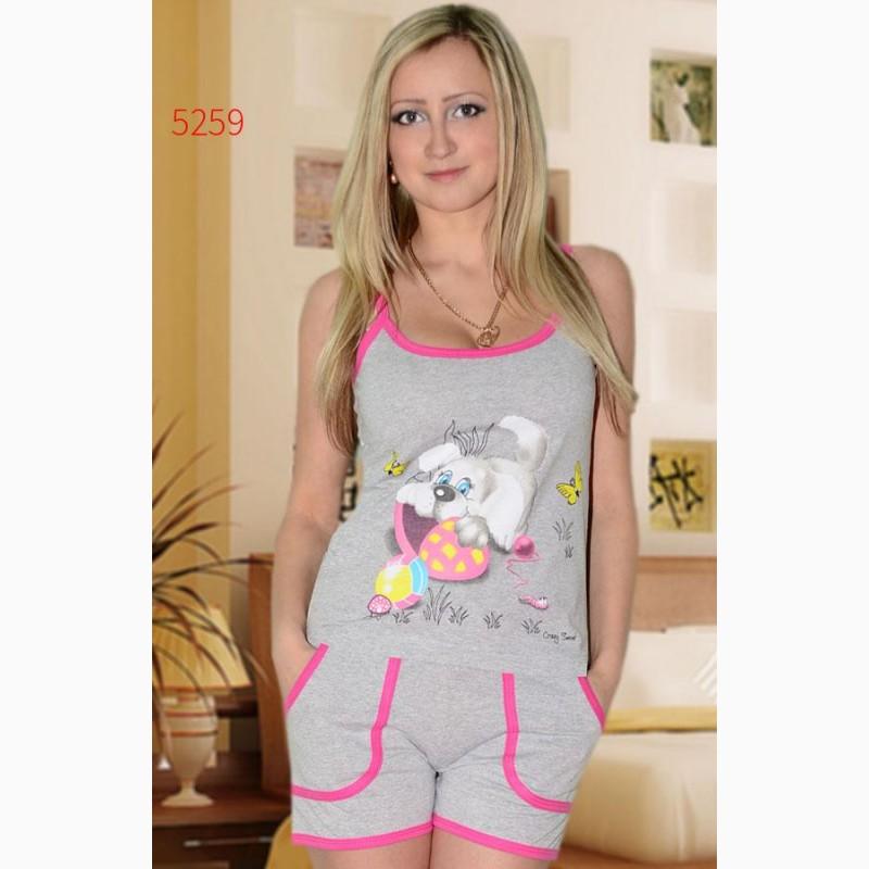 ... Пижамы майка и шорты женские оптом піжами майка і шорти жіночі гуртом  ... 2cd9b163dc2db
