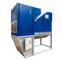 Сепаратор для очистки зерна АСМ-100