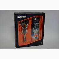 Подарочный набор мужской Gillette Fusion Proglide Sensetive Flexball