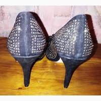 Замшевые туфли Topshop, 36р