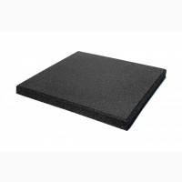 Резиновые плиты для спортивного зала, 50 см х 50 см