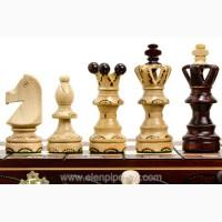 Деревянные польские шахматы опт Амбассадор арт. 2000 купить, продаем