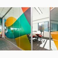Стеклянные перегородки для офиса и дома с использованием закаленного стекла