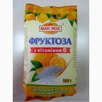 Фруктоза с витамином С ТМ Маккос, 500г