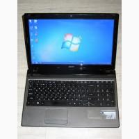 МОЩНЫЙ Игровой 4 Ядра! Acer 5750G (i3-2310M/4Gb/GeForce 520M 1Gb) - Недорого