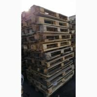 Купим поддоны деревянные б/у, размером - 1200х800 мм