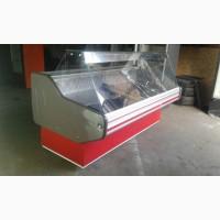 Холодильная витрина Cold w 20 б/у, холодильный прилавок б у, витрина гастрономическая б/у