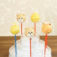 Cake pops – модное и удобное лакомство на палочке, которое привлекает о