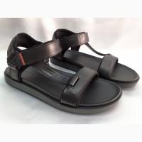 Кожаные комфортные сандалии на платформе Bertoni 40, 41, 42, 43, 45р