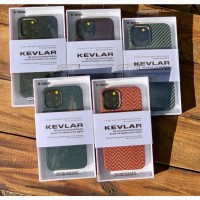 """Оригинальный карбоновый Чехол на iPhone K-DOO Kevlar case iPhone 12 / 12 Pro(6.1"""") iPhone"""
