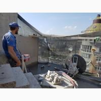 Алмазне різання бетонних конструкцій стінорізними машинами Одеса