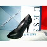 Туфли кожаные женские GUESS оригинал Италия