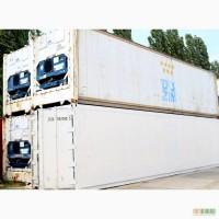 Простые и рефрижераторные контейнера