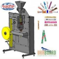 ЗТО Аванпак 2-х потоковый фасовочно-упаковочный автомат Пневматик-84