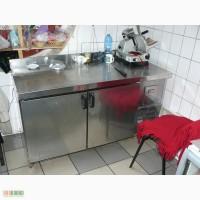 Купи б/у холодильный стол на две двери для кафе, бара, ресторана, общепита