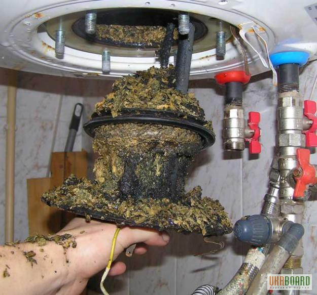 Замена газового водонагревателя своими руками
