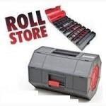 Ящик переносний для зберігання дрібниць Roll n Store (Ролл-н-Стор). Купити недорого.