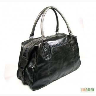 Продается дорожная сумка из натуральной кожи, винтаж, унисекс