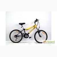 Детский велосипед Azimut Alpha 20*Alpha