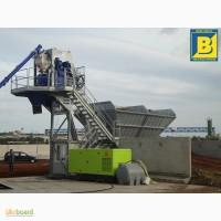 Мобильный бетонный завод Euromecc Fast 30 (Италия)