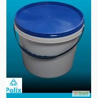 Продам ведра пластиковые, пищевые, белые, 10л