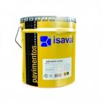 Краска полиуретановая двухкомпонентная ISAVAL Дуэполь 4л -для бетонных и цементных полов