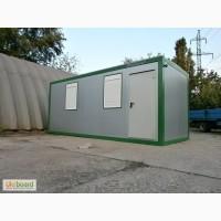 Строительство медпунктов, санитарных модулей