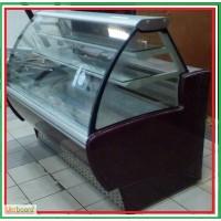 Холодильная витрина кондитерская бу Тecfrigo Splendida 165 Италия