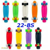 Скейт 22-BS penny skate board fish cruiser пенни фиш 56 см