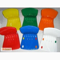 Крісла, сидіння пластикові для стадіонів від виробника