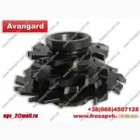 Фреза Avangard для торцовки алюминиевого импоста, одинарные дисковые фрезы по алюминию