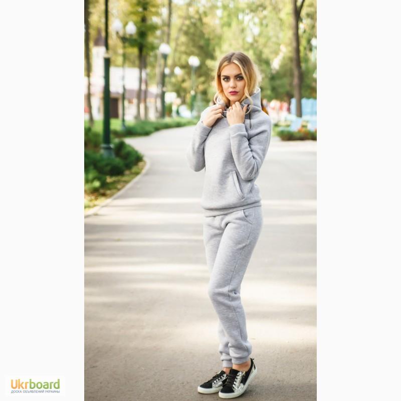 Купить Теплый Спортивный Костюм Женский В Москве
