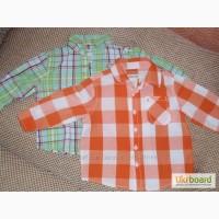 Модные рубашки для мальчугана CHEROKEE 12М