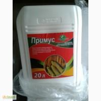 Гербицид Примус (Прима)2, 4-Д, 452, 42 г/л + флорасулам 6, 3 г/л, пшеница, ячмень, кукуруза