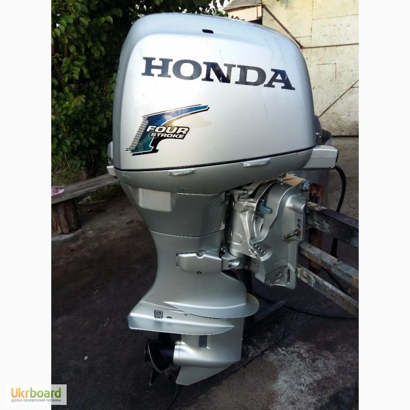 лодочный мотор хонда 2011