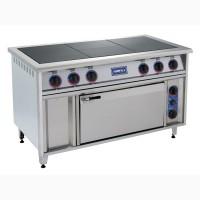 Плита шестиконфорочная промышленная электрическая ПЕД6 для столовой и ресторана